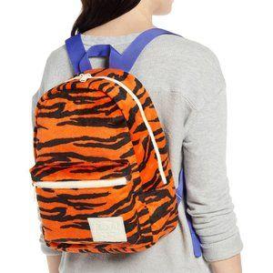 Herschel Grove small backpack furry tiger print